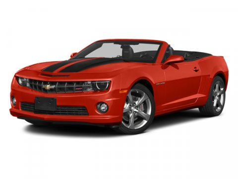 2013 Chevrolet Camaro SS Red V8 62L Automatic 34579 miles  Rear Parking Aid  Back-Up Camera