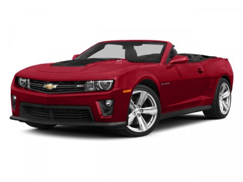 2013 Chevrolet Camaro ZL1 Red V8 62L Automatic 10194 miles  Rear Parking Aid  Back-Up Camera