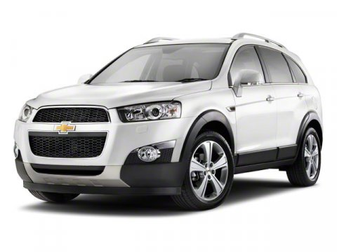 2013 Chevrolet Captiva Sport Fleet LTZ SUNROOF Cyber Gray MetallicBlack V4 24L Automatic 29044