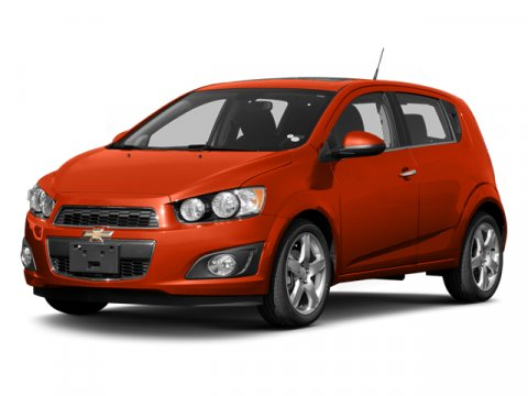 2013 Chevrolet Sonic LS Inferno Orange MetallicJET BLACKDARK TITANIUM V4 18L Automatic 400 mil
