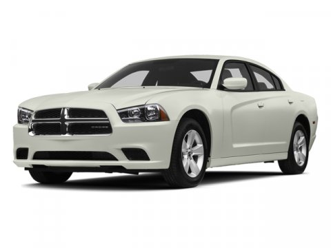 2013 Dodge Charger SE White V6 36L Automatic 46633 miles  Rear Wheel Drive  Power Steering