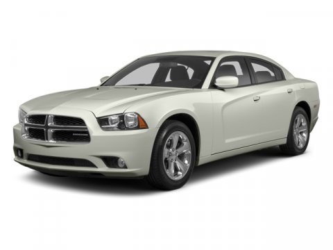 2013 Dodge Charger BRIGHT WHITE CL V8 57L Automatic 2 miles  Rear Wheel Drive  Power Steering