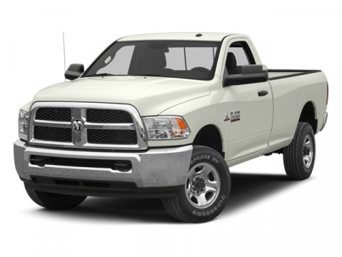 2013 Ram 2500 Tradesman White V8 57L  17486 miles -CARFAX ONE OWNER- NEW ARRIVAL -Low Miles-