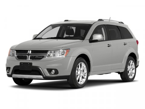 2013 Dodge Journey RT Brilliant Black Crystal Pearl V6 36L Automatic 45012 miles  Front Whee