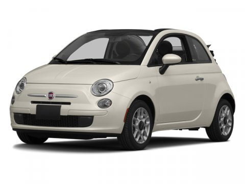 2013 FIAT 500 Lounge BIANCO PERLAROSSO V4 14L Automatic 4 miles Fiat brings you Italian stylin