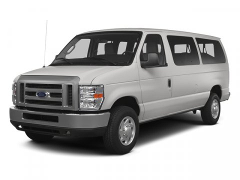 2013 Ford Econoline Wagon XL Oxford WhiteAE STD VINYL BUCKET SEATS MEDIUM FLINT V8 54L Automatic