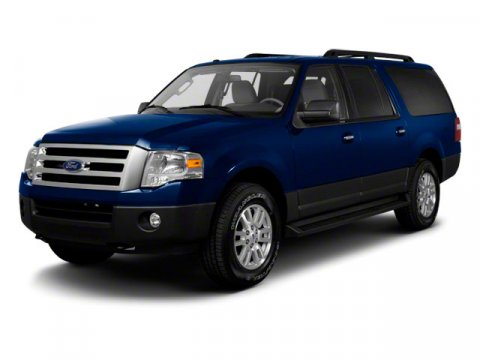 2013 Ford Expedition EL King Ranch Tuxedo Black Metallic V8 54L Automatic 6 miles 4WD ABS bra
