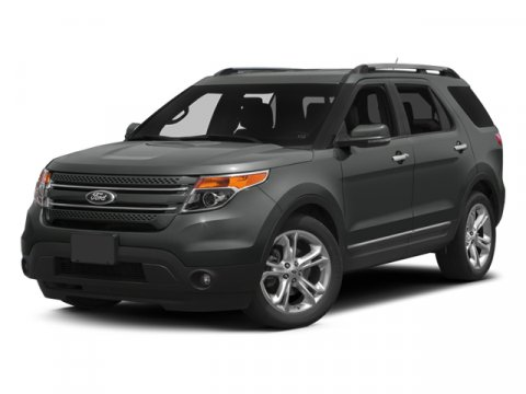 2013 Ford Explorer Limited Sterling Gray Metallic V6 35L Automatic 40024 miles  Four Wheel Dri