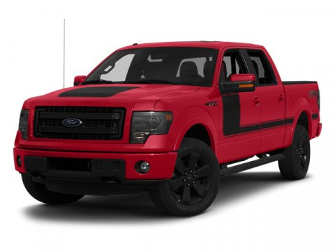 2013 Ford F-150 FX4 4X4 Tuxedo Black MetallicBlack V6 35L Automatic 45048 miles From city str