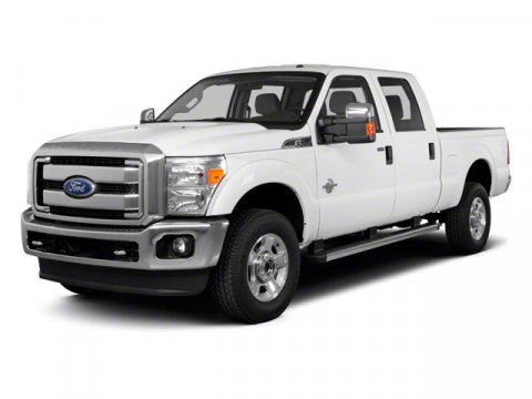2013 Ford Super Duty F-350 DRW XLT Oxford White V8 67L Automatic 11 miles  Security System  K