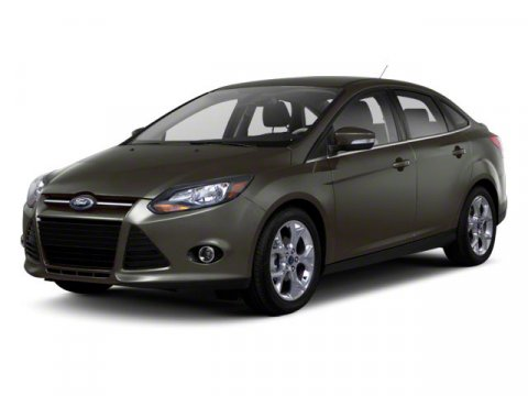 2013 Ford Focus Titanium Performance BlueLEATHER-TRIM SPORT BKT SEATS CHARCOAL BLACK TRIM V4 20L