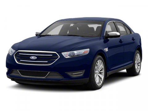 2013 Ford Taurus SEL Ruby Red Metallic Tinted V6 35L Automatic 12 miles  Front Wheel Drive  P