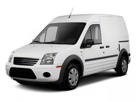2013 Ford Transit Connect XL Frozen White8K Cloth Seats - Lozenge Dark Gray V4 20L Automatic 13