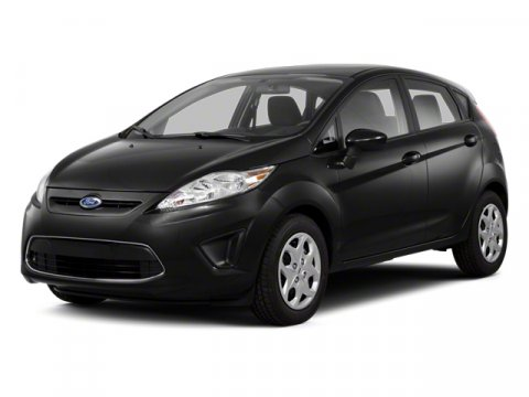 2013 Ford Fiesta S Ingot Silver MetallicCHARCOAL BLACK V4 16L Automatic 6 miles  Front Wheel D