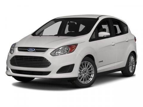 2013 Ford C-Max Hybrid SEL White Platinum MetallicMedium Light Stone Leather V4 20L Variable 7
