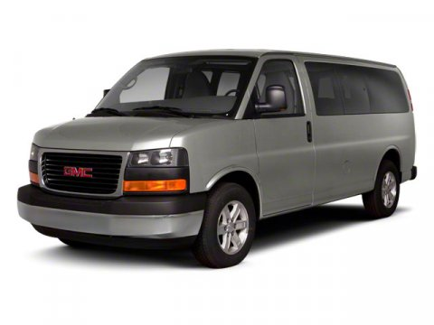 2013 GMC Savana Passenger LT Summit WhiteMedium Pewter V8 60L Automatic 0 miles  Rear Wheel Dr
