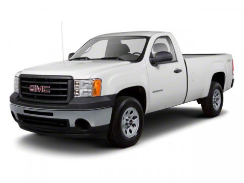 2013 GMC Sierra 1500 Work Truck Summit WhiteDark Titanium V6 43L Automatic 0 miles  Rear Wheel