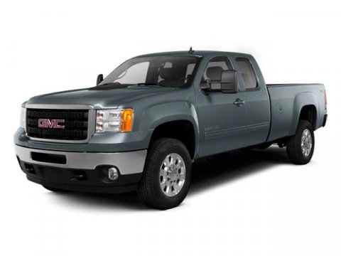 2013 GMC Sierra 2500HD SLE Steel Gray Metallic833 DARK TITANIUM  LIGHT TITANIUM V8 60L Automati