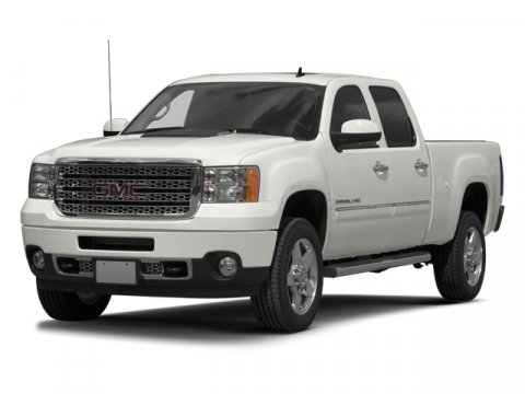 2013 GMC SIERRA 2500HD DENALI