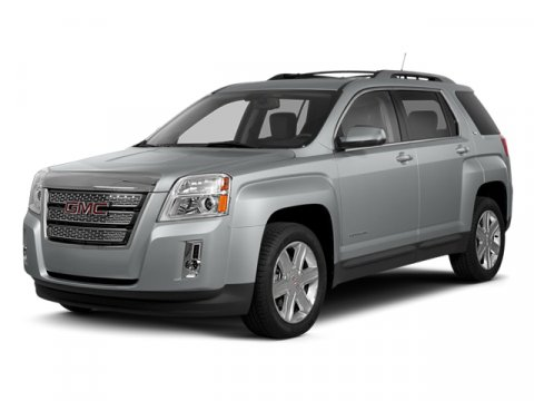 2013 GMC Terrain SLT WhiteBlack V6 36L Automatic 50140 miles Dont bother looking at any othe