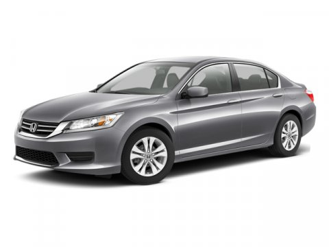 2013 Honda Accord Sdn LX Modern Steel MetallicGray V4 24L Automatic 48250 miles  BACK-UP SENS