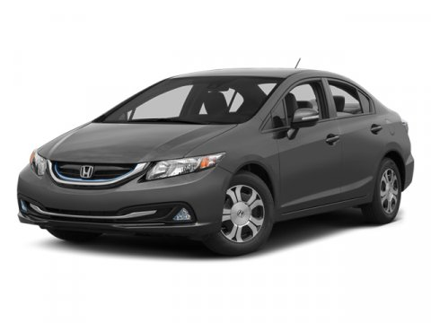 2013 Honda Civic with Navi Green Opal MetallicBeige V4 15L Variable 7 miles  Front Wheel Drive