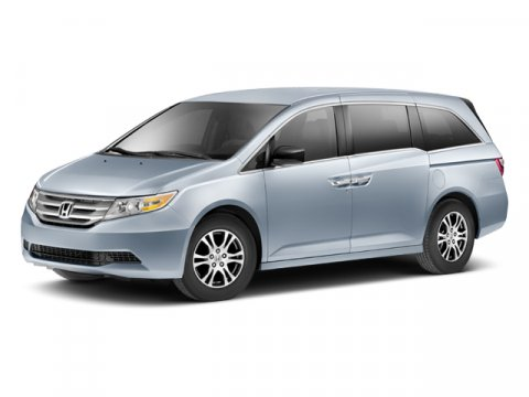 2013 Honda Odyssey EX FWD Celestial Blue MetallicGray V6 35L Automatic 27217 miles One Owner