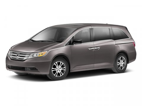 2013 Honda Odyssey EX-L Gray V6 35L Automatic 116464 miles  Front Wheel Drive  Power Steerin