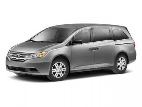 2013 Honda Odyssey LX FWD Mocha MetallicGray V6 35L Automatic 29180 miles One Owner Brown wi