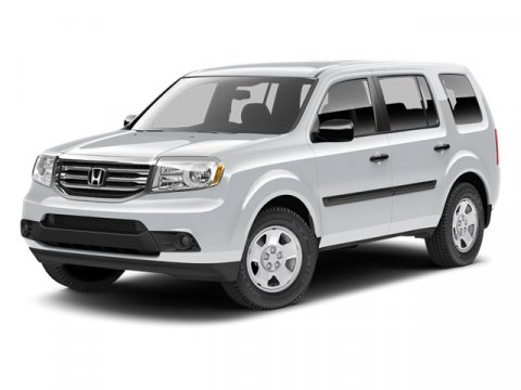 2013 Honda Pilot LX Polished Metal MetallicGray V6 35L Automatic 16966 miles  Front Wheel Dri