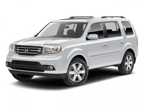 2013 Honda Pilot Touring Polished Metal Metallic V6 35L Automatic 40685 miles  Body-colored p