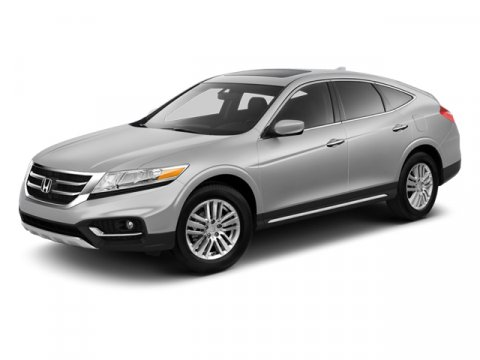 2013 Honda Crosstour EX-L Crystal Black Pearl V4 24L Automatic 13619 miles Come see this 2013