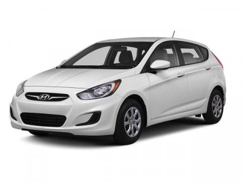 2013 Hyundai Accent GS White V4 16L Automatic 42642 miles PREMIUM  KEY FEATURES ON THIS 2013