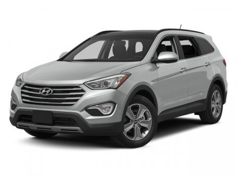 2013 Hyundai Santa Fe GLS Circuit SilverGray V6 33L Automatic 1 miles  Front Wheel Drive  Pow
