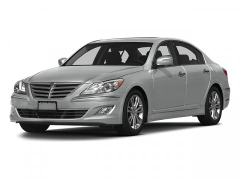2013 Hyundai Genesis 50L R-Spec Gray V8 50L Automatic 38247 miles  Rear Wheel Drive  Power S