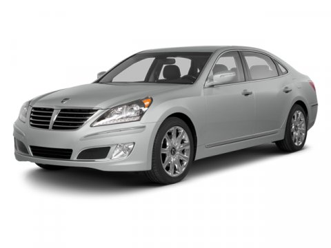 2013 Hyundai Equus Ultimate White Satin Pearl V8 50L Automatic 30686 miles New Arrival Low m
