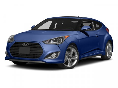 2013 Hyundai Veloster TURBO Red V4 16L Automatic 8201 miles An ample list of features efficie
