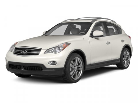 2013 INFINITI EX37 JOURNEY