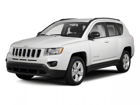2013 Jeep Compass Sport Bright WhiteDark Slate Gray Interior V4 20 Automatic 17490 miles CLEAN