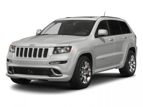 2013 Jeep Grand Cherokee SRT8 Mineral Gray Metallic V8 64L Automatic 11866 miles  Four Wheel D