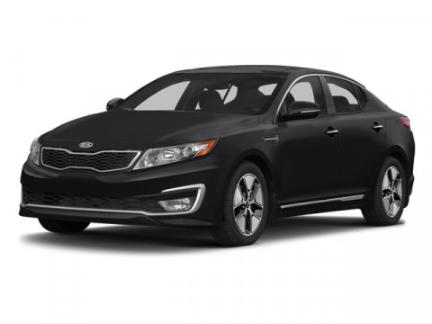 2013 Kia Optima Hybrid EX Aurora Black PearlBlack V4 24L Automatic 0 miles  IPOD CABLE  REAR