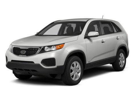 2013 Kia Sorento SX Bright Silver V6 35L Automatic 5 miles  All Wheel Drive  Power Steering