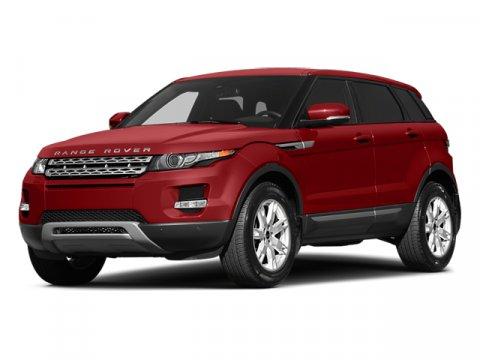 2013 Land Rover Range Rover Evoque Pure WhiteBeige V4 20L Automatic 95771 miles Public Deale
