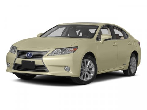 2013 Lexus ES 300h Hybrid CLASSIC SILVERLIGHT GREY V4 25L Variable 32828 miles Carfax One Own