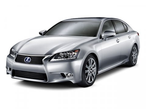 2013 Lexus GS 450h Hybrid RWD Fire Agate PearlFlaxen V6 35L Variable 42162 miles HYBRID ONE