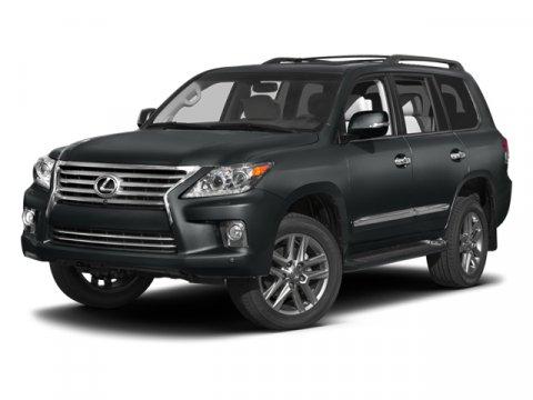 2013 Lexus LX 570 Black Onyx V8 57L Automatic 30291 miles  Keyless Start  LockingLimited Sl