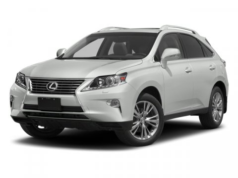 2013 Lexus RX 350 FWD Starfire PearlSaddle Tan V6 35L Automatic 33354 miles One Owner White