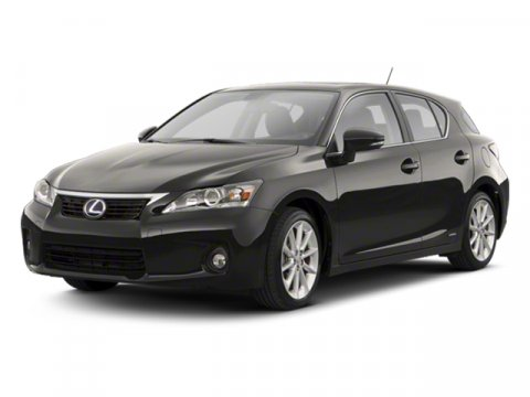 2013 Lexus CT 200h Hybrid  V4 18L Variable 5519 miles  Keyless Start  Front Wheel Drive  Po