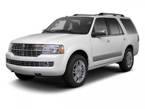 2013 Lincoln Navigator 4DR 2WD White Platinum Tri-Coat Metallic V8 54L Automatic 20092 miles
