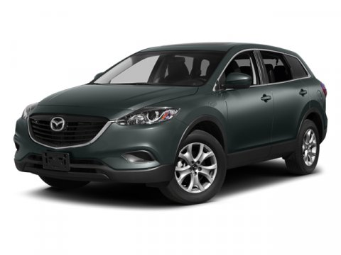 2013 Mazda CX-9 Touring Zeal Red MicaBlack V6 37L Automatic 13593 miles OVER 2000 CARS IN STOC